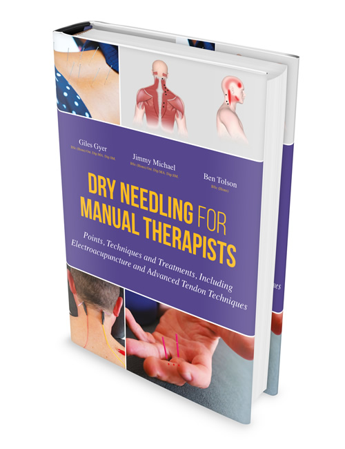 Dry Needling for Manual Therapists by Giles Gyer, Jimmy Michael and Ben Tolson